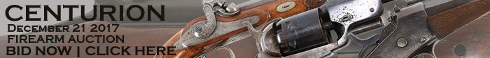 Bid Now on Firearm Auction Buy Collect Flintlock Rifle Percussion Pistol Machine Gun December 21st 2017 Online Bidding Catalog