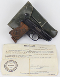 Nazi Leader Walther PPK